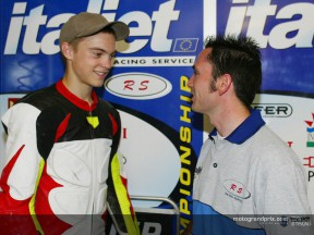 British teenage representation boosted as Camier gets surprise debut ride