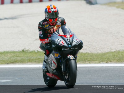 Melandri continues to claw back Fonsi in title chase