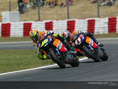 Repsol Honda continues to take the advantage in the Teams World Championship