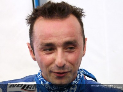 Max Sabbatani explica a motograndprix.com cómo se recupera de su lesión