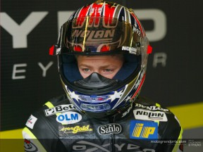 Casey Stoner recalls his weekend´s work in Catalunya