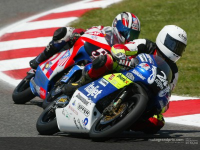Leon Camier looks back on his World Championship bow