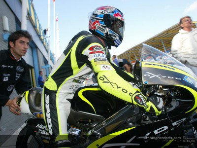 Quotes from the top three riders on the first day of qualifying