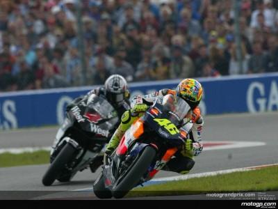 Rossi vince la sesta gara della stagione