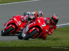 Change in second place of the MotoGP Team World Championship