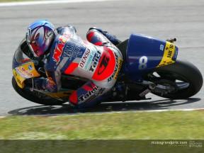 Naoki Matsudo continua sumando puntos en cada carrera pese a sus problemas en Assen