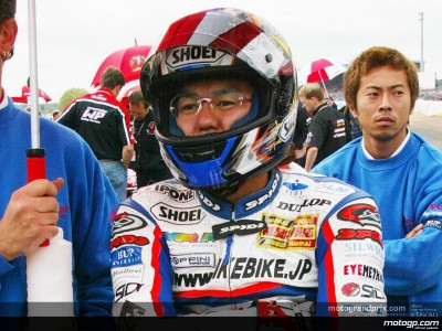 Nobby Ueda continuing recovery process in Japan