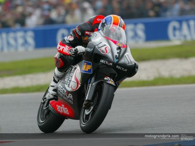 Melandri out to consolidate points advantage at second home