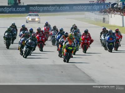 La FIM comunica il Calendario provvisorio del Campionato del Mondo MotoGP del 2003