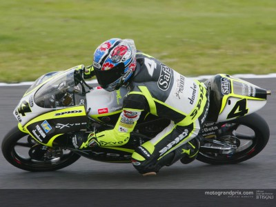 Quotes from the top three riders from the final qualifying session