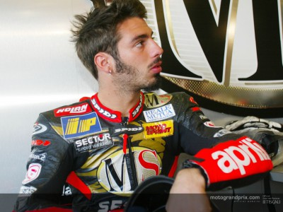 Melandri looking for Sachsenring repeat