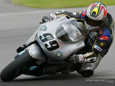 Jeremy McWilliams takes last gasp provisional pole