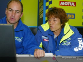 Kagayama looks back on his first MotoGP stint