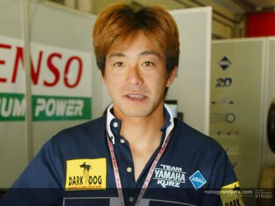 Matsudo e Sekiguchi, piloti del Dark Dog Yamaha Kurz, commentano la stagione 2002