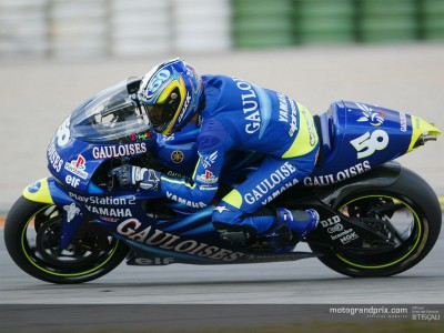Guintoli relishes first MotoGP challenge