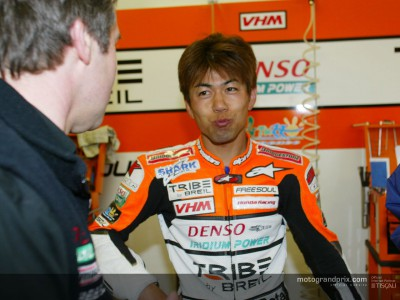 Olivier Liégeois talks about Masao Azuma´s disappointing season