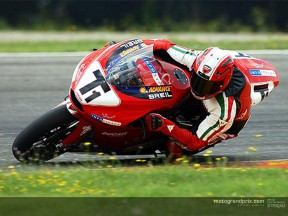 Ducati tests ´laboratory´ version of the Desmosedici MotoGP at Mugello