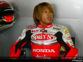 Daijiro Kato getting vital rest in Japan before starting V5 adventure