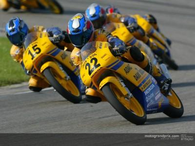 Fröhlich wins seventh round of Dark Dog Challenge to MotoGP
