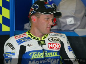 Kenny Roberts fitter than ever and relishing the Brno challenge