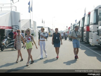 MotoGP opens paddock to raise funds for flood-affected Czech Republic