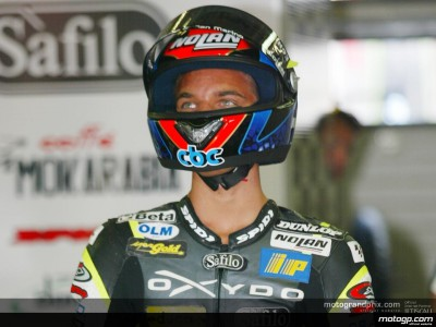 Quotes from top three riders on the grid