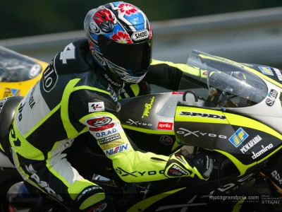 Lucio Cecchinello clinches third win in Brno