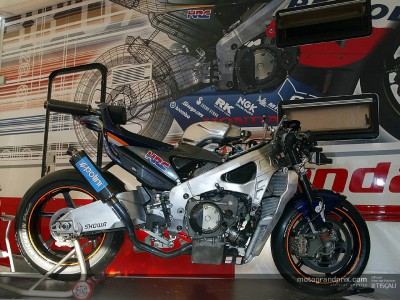 Scopriamo i segreti dell´Honda RC211V