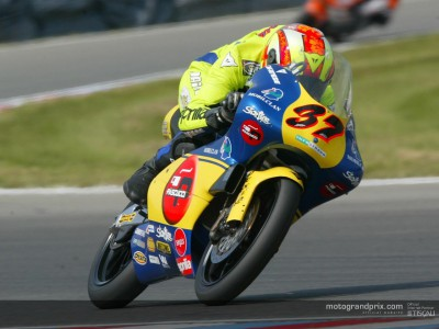 Simoncelli the latest youngster off the Italian production line