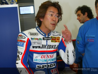 Ueda reprendra le guidon le week-end prochain, à Estoril