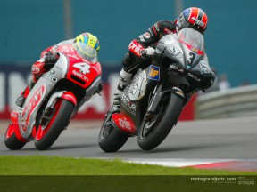 Melandri hoping to extend winning streak