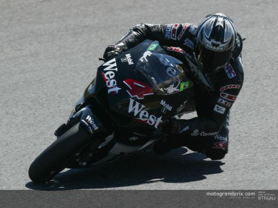 Barros beats Kato and Rossi for provisional pole in Portugal