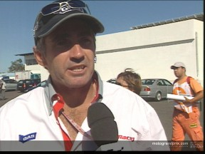 Mick Doohan reflects on the first day of action at Estoril