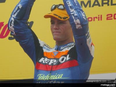 Fonsi Nieto cuts back the championship gap