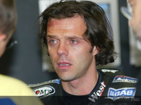 Loris Capirossi signs two year contract with Ducati