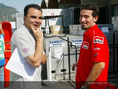 Max Biaggi signs three year deal to ride RC211V with Pramac