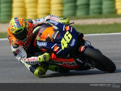Rossi sacré Champion du Monde sur un air de samba ?