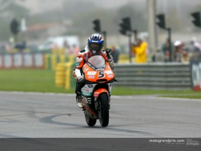 Azuma takes his tenth victory in Brazil