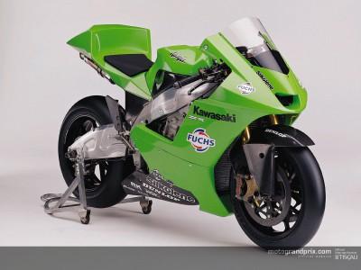 Kawasaki lève le voile sur son prototype MotoGP