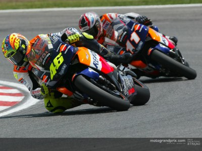 Repsol Honda one step closer to the teams title