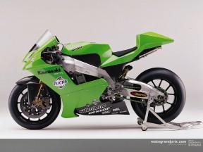 La Kawasaki de MotoGP debutará en Motegi