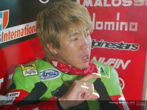 Youichi Ui celebró sus 100 Grandes Premios en Rio