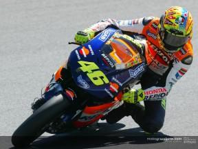Rossi arbitra la batalla por las primeras  plazas mientras desembarcan más 4 Tiempos