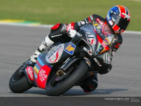 Melandri hoping to make party preparations in Motegi