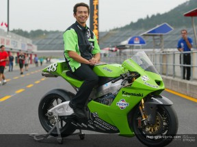 MotoGP goes green in Motegi