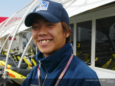 Shuhei Aoyama seeks another opportunity with a fifth wild-card ride