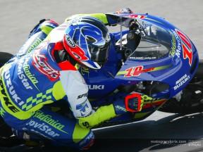 Kenny Roberts renueva contrato con Suzuki