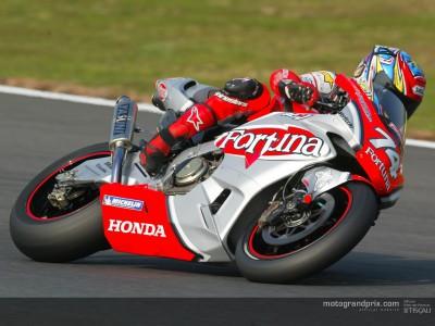 Kato logra su primera pole de MotoGP