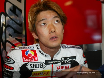 Norick Abe to race a Yamaha M1 in Australia