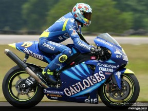 Jacque and Nakano join the four-strokes in Sepang